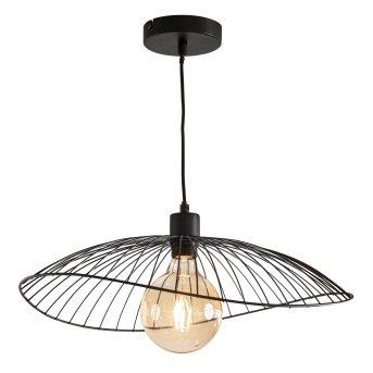 Suspension Nino-Leuchten CARY Noir, 1 lumière