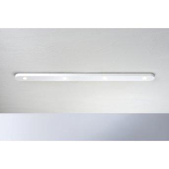 Plafonnier Bopp-Leuchten CLOSE LED Blanc, 4 lumières
