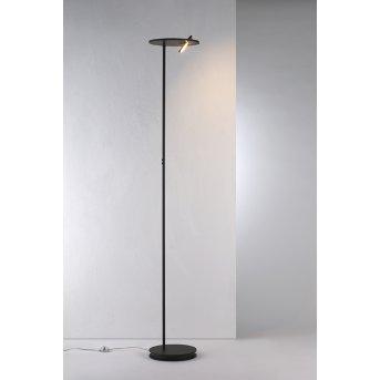 Lampadaire à vasque Bopp-Leuchten SHARE LED Noir, 1 lumière