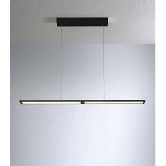 Suspension Bopp-Leuchten FLY LED Noir, 1 lumière