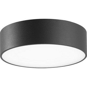 plafonnier extérieur CMD AQUA LINE LED Anthracite, 1 lumière