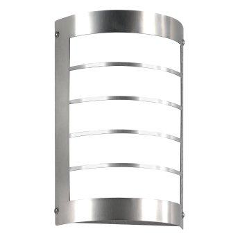 Applique murale d'extérieur CMD AQUA MARCO LED Acier inoxydable, 1 lumière, Détecteur de mouvement