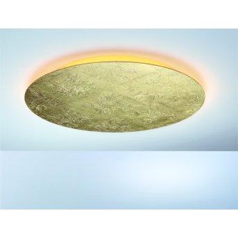 Plafonnier Escale BLADE LED Or, 1 lumière