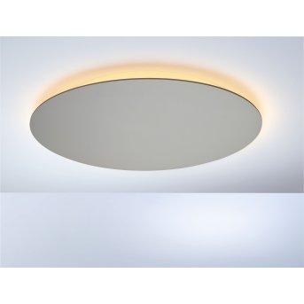 Plafonnier Escale BLADE LED Gris, 1 lumière