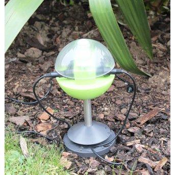 Connecteur Lutec sun connec HONY BALL LED Vert