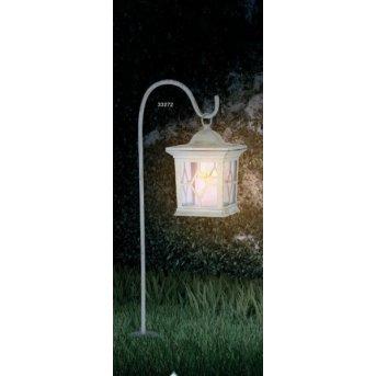 lampe solaire Globo SOLAR LED Blanc, 1 lumière