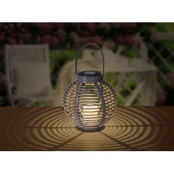 Lampe solaire Globo DON LED, 1 lumière