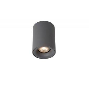 Spot Lucide BENTOO LED Gris, 1 lumière