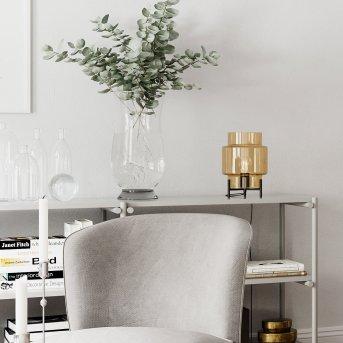 Lampe de table By Rydens Ebbot Noir, 1 lumière