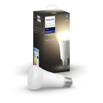 Philips HUE E27 15,5 Watt 2700 Kelvin 1600 Lumen