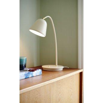 Lampe de table Nordlux FLEUR Beige, 1 lumière