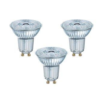 Osram 3x Set LED GU10 4,3 Watt 2700 Kelvin 350 Lumen