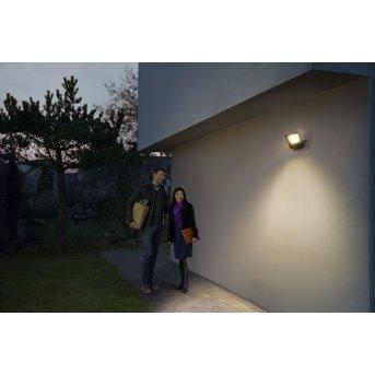 Spot de jardin LEDVANCE SMART+ Gris, 1 lumière