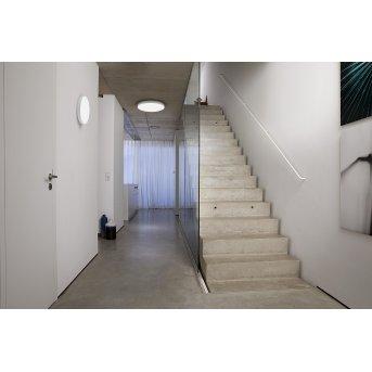 Plafonnier LEDVANCE PLANON Blanc, 1 lumière