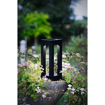 Lampe solaires Eglo PUR LED Noir, 1 lumière