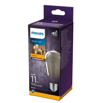 Philips Modern LED E27 2,3 Watt 1800 Kelvin 136 Lumen