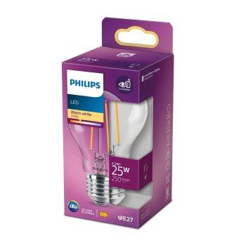 Philips LED E27 2,2 Watt 2700 Kelvin 250 Lumen