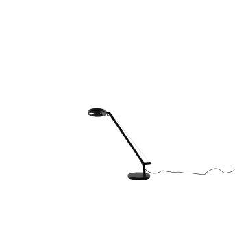 Lampe de table Artemide Demetra Micro LED Noir, 1 lumière