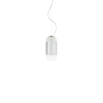 Suspension Artemide Gople Mini Aluminium, 1 lumière