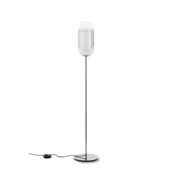 Lampadaire Artemide Gople Aluminium, 1 lumière