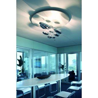 Plafonnier Artemide Mercury LED Chrome, 1 lumière