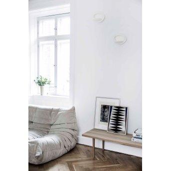 Applique murale Artemide Pirce Micro LED Blanc, 1 lumière