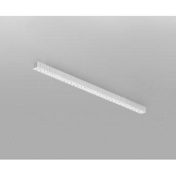 Plafonnier Artemide Calipso Linear LED Blanc, 1 lumière