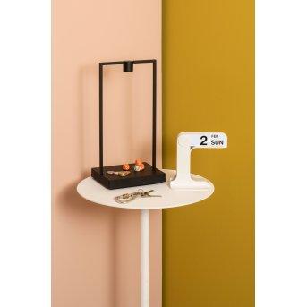 Lampe de table Artemide Curiosity LED Noir, Brun, 1 lumière