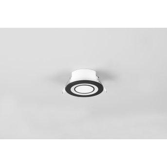 Spot encastrable Trio Core LED Noir, 1 lumière