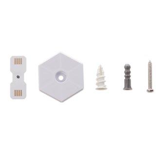 Kit de fixation Nanoleaf Blanc