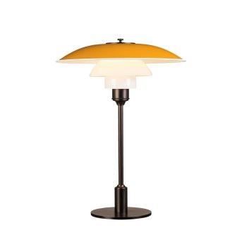 Lampe à poser Louis Poulsen 3½-2½ Jaune, 1 lumière