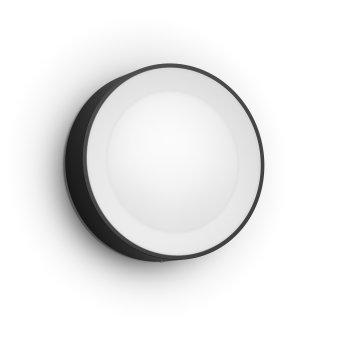 Applique murale Philips Hue White & Color Ambiance Daylo LED Noir, 1 lumière