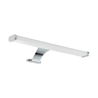 Lampe miroir EGLO VINCHIO LED Chrome, 1 lumière