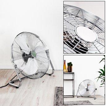 Ventilateur Niort Chrome
