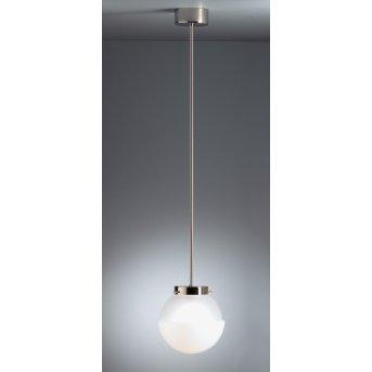 HMB 29-250 Tecnolumen Lampe pendante Nickel brillant, 1 lumière