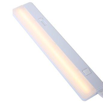 lampes pour bandeaux Steinhauer Ceiling and wall LED Blanc, 1 lumière