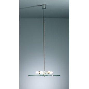 HP 28-500 Tecnolumen Lampe pendante Chrome, 4 lumières