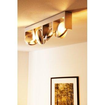 Spot Philips Ledino PARTICON Aluminium, 4 lumières