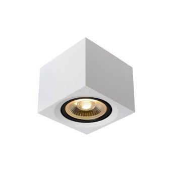 Spot de plafond Lucide FEDLER Blanc, 1 lumière