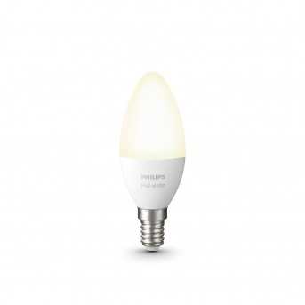LED White E14 5,5 Watt 2700 Kelvin 470 Lumen Philips Hue