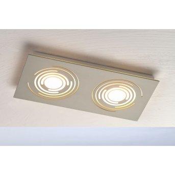 Plafonnier Bopp GALAXY COMFORT LED Beige, 2 lumières