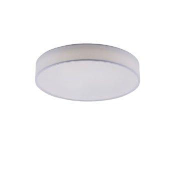 Plafonnier Trio Leuchten WiZ DIAMO LED Blanc, 1 lumière, Télécommandes, Changeur de couleurs