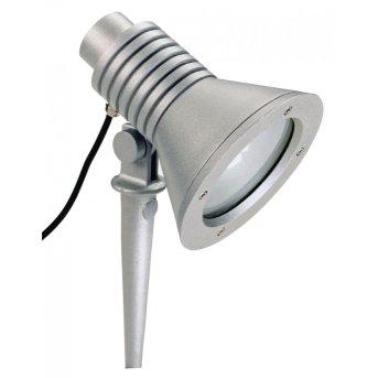 Projecteur de jardin Albert 2183 Argenté, 1 lumière