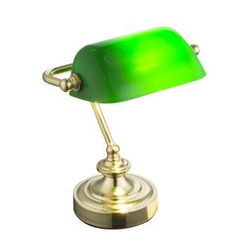 Lampe à poser Globo TL Laiton, 1 lumière