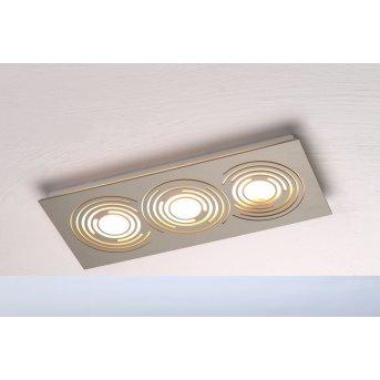 Plafonnier Bopp GALAXY COMFORT LED Beige, 3 lumières