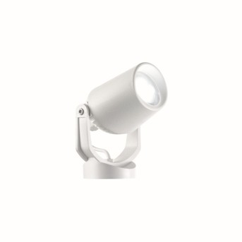Spot de jardin Ideal Lux MINITOMMY Blanc, 1 lumière