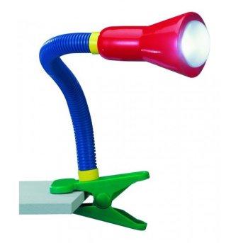 Lampe à clip Trio 5028 Multicolore, 1 lumière