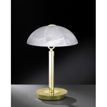 Lampe à poser Wofi BRISTOL Laiton, 2 lumières