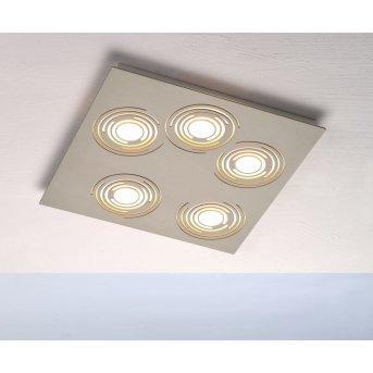 Plafonnier Bopp GALAXY COMFORT LED Beige, 5 lumières
