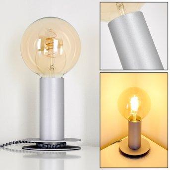 Lampe à poser Kimstad Argenté, 1 lumière
